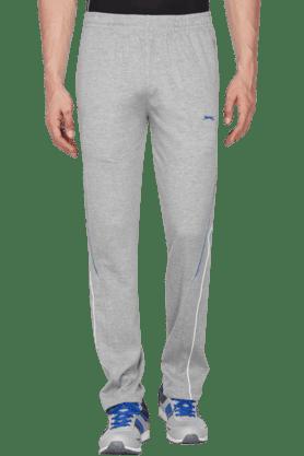 BLACK PANTHERMens 2 Pocket Solid Track Pant