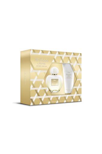 Womens Her Golden Secret Eau de Toilette (75 ml) with Hydrating Body Lotion