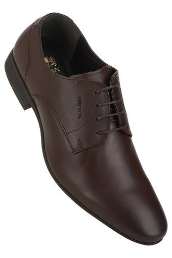 RED TAPE -  Brown Formal Shoes - Main