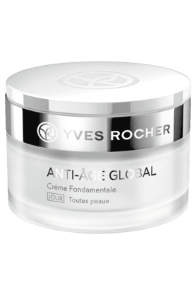 YVES ROCHER ANTI AGE GLOBAL COMPLETE ANTI AGING CARE - DAY CREAM 50ML