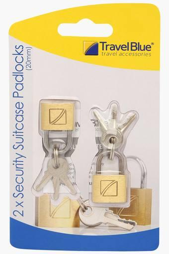 TRAVEL BLUE -  Gold Travel Essentials - Main