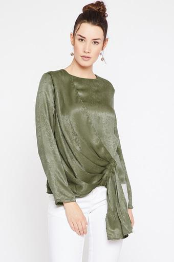 MARIE CLAIRE -  OliveTops & Tees - Main