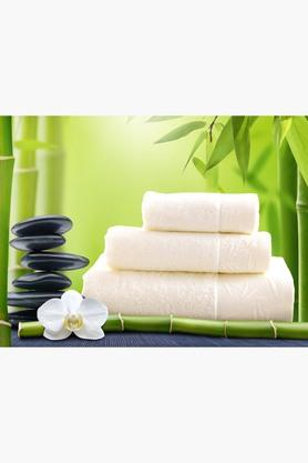 super soft and High absorbent Bamboo Bath towel 360 GSM