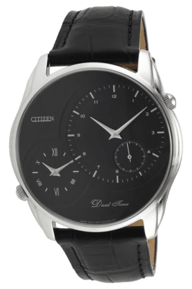 Mens Dual Time Watch-AO3001-06E