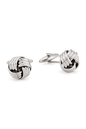 SHAZE Triple Knot Cufflinks