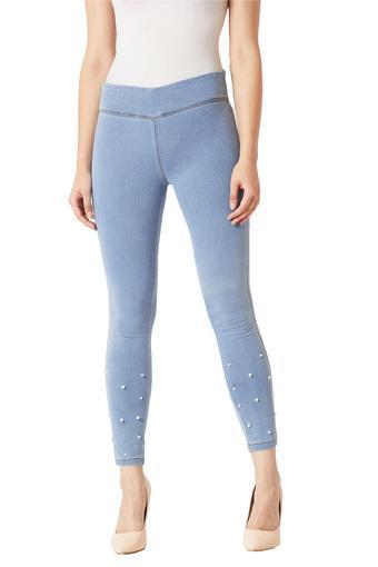 MISS CHASE -  Light BlueJeans & Leggings - Main