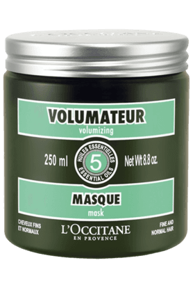 L'OCCITANE Aroma Volumizing Mask - 250 Ml