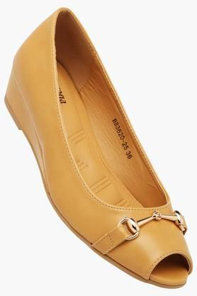 SOLOVOGAWomens Casual Peep Toe Wedges - 202223319