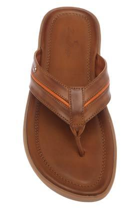LOUIS PHILIPPE - BrownSandals & Floaters - 2