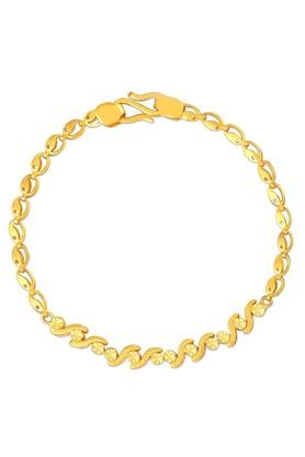 MALABAR GOLD AND DIAMONDS Womens Gold Bracelet SKYBR022