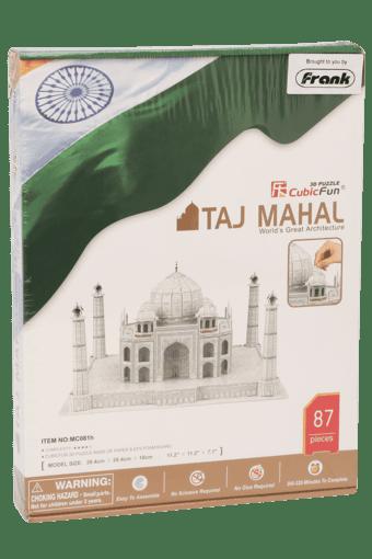 Unisex Taj Mahal 3D Puzzle Set