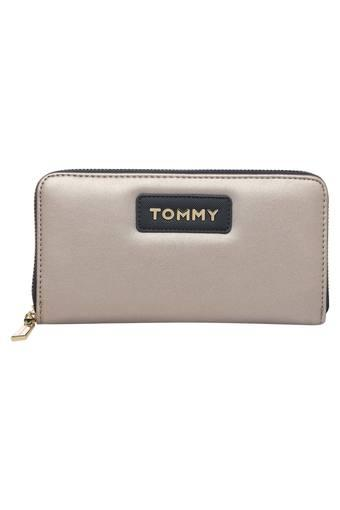 TOMMY HILFIGER -  NavyWallets & Clutches - Main