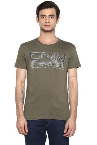 OCTAVE -  OliveT-shirts - Main