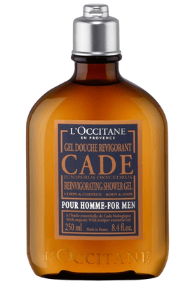 L'OCCITANE Cade Shower Gel For Body And Hair - 250 Ml