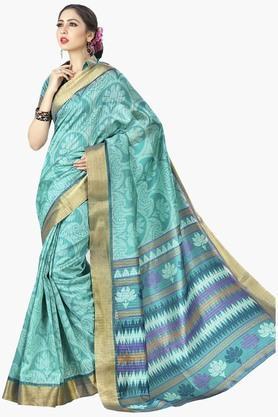 DEMARCAWomens Silk Designer Saree - 202338176
