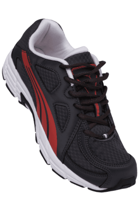 PUMA Womens Lace Up Running Shoe - 200116095