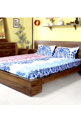 IVYDouble Bed Sheet
