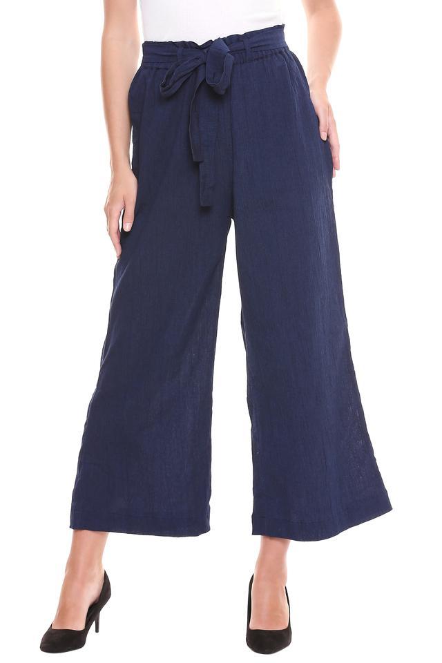 MSTAKEN - NavyTrousers & Pants - Main