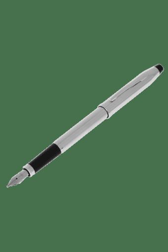 Black/Silver Fountain Pen