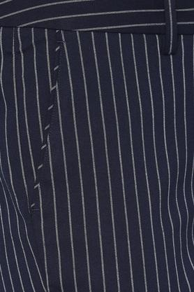 ALLEN SOLLY - NavyTrousers & Pants - 4