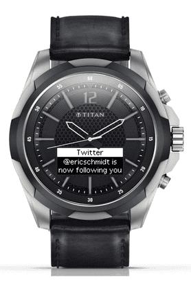 Juxt Smart Watch in Titanium-90055TL01J (Rs 1000 Off. Use Code- TW2)