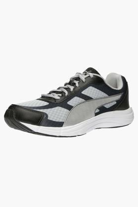 PUMA Mens Synthetic Lace Up Running Shoes - 201583807