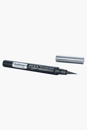 ISADORA Flex Tip Eyeliner, 01 Carbon Black 1.2Ml