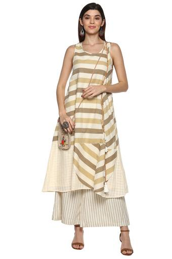 BACK TO EARTH -  Beige STOP, KASHISH, HAUTE CURRY, BACK TO EARTH, SANAA - Buy 2 Get 50% Off - Main