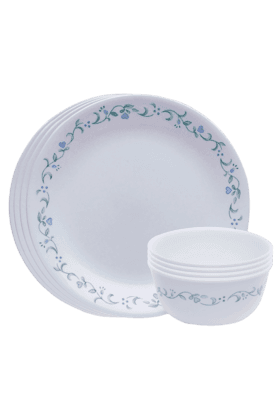 CORELLE Dinner Set (Set Of 8) - Country Cottage