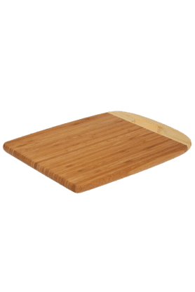 BACK TO EARTH Chopping Board White Handle