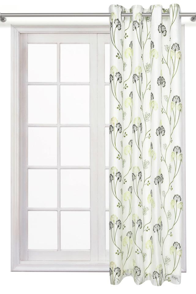 IVY - Green MixWindow Curtain - Main