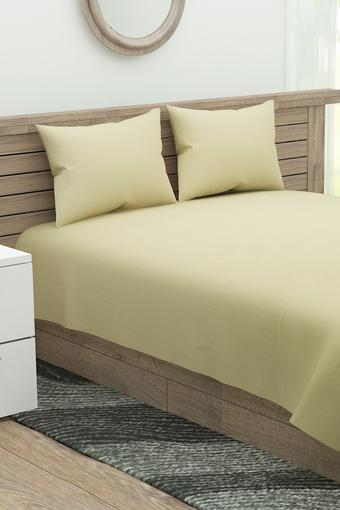PORTICO -  Brown Bed Sheets - Main