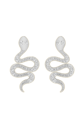 SPARKLESHis & Her Collection 18 Kt Earring In Gold & Real Diamond HHPXT9370