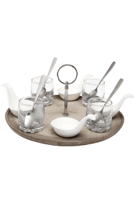 Round Appetizer (Set Of 13)