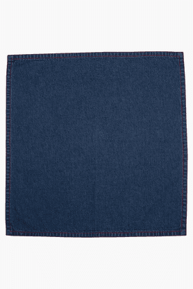 MASPAR Denim 7 Oz Blue Napkin - Set Of 6
