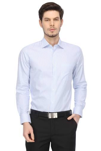 LOUIS PHILIPPE -  Light Blue Shirts - Main