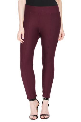 FRATINI WOMAN -  BurgundyTrousers & Pants - Main