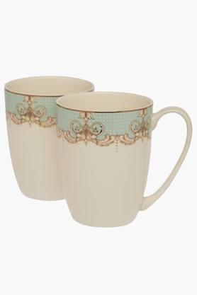 IVY Round Printed Mug Set Of 2