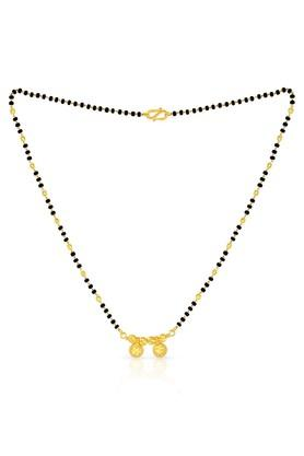 MALABAR GOLD AND DIAMONDS Womens Gold Mangalsutra MHAAAAAABXQF