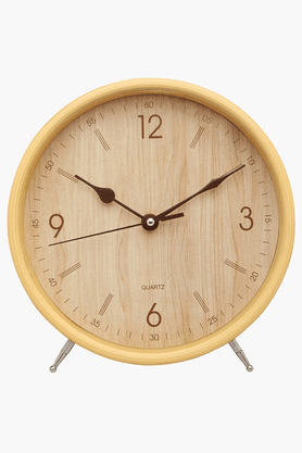 IVY Natural Table Clock