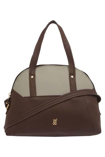 BAGGIT -  Brown Satchel - Main