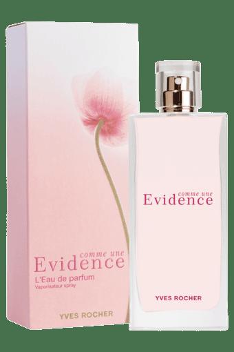 Buy Yves Rocher Comme Une Evidence Eau De Parfum 50ml Spray