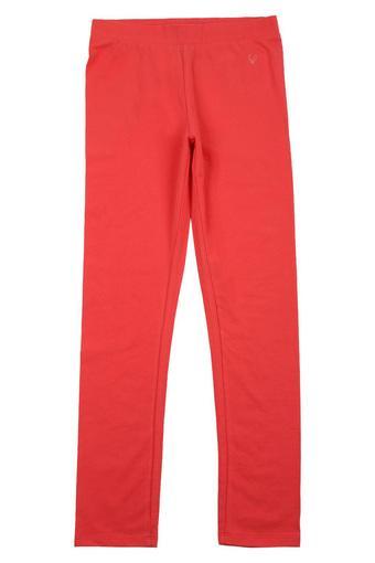 ALLEN SOLLY -  OrangeBottomwear - Main