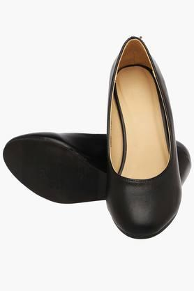 Womens Formal Wear Slip On Wedge Shoes