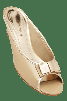 Womens Party Wear Slipon Wedge Chappal