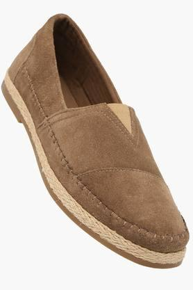 RED TAPE Mens Suede Slipon Casual Shoes