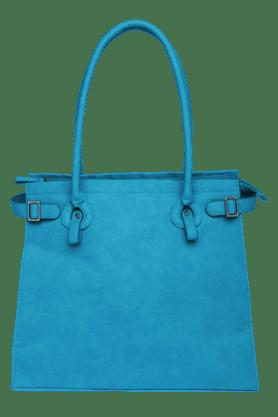 BAGGITWomens Aqua Lilliput Tote Handbag