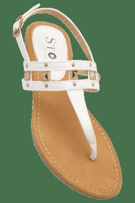 STOPWomens Daily Wear Slipon Wedge Sandal