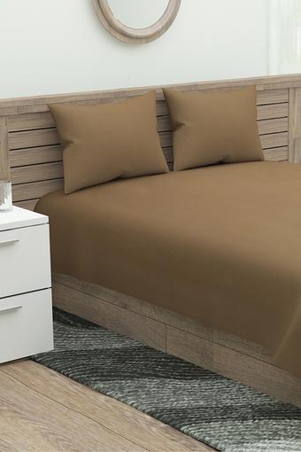 MASPAR -  TaupeBed Sheets - Main