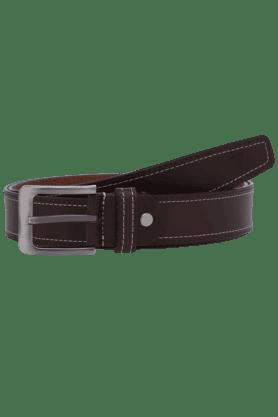 VAN HEUSENMens Formal Leather Belt